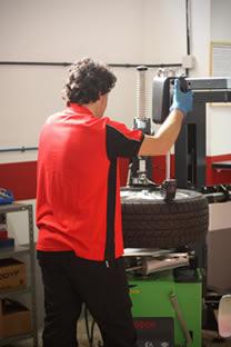 Guicar taller mecánico en Gijón, cambio de ruedas, grandes ofertas
